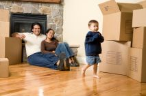 What to Do When Moving With Your Baby